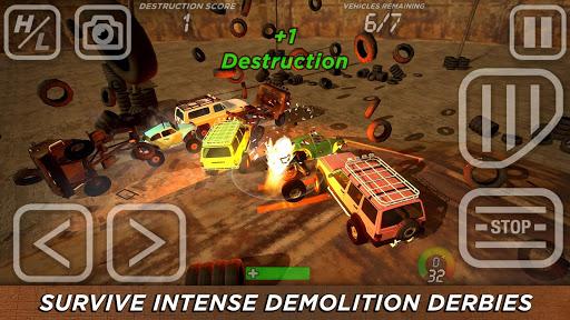 4x4 Mania: SUV Racing android2mod screenshots 8
