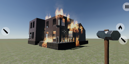 Building Destruction Prototype  screenshots 6