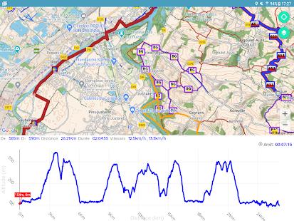 Garmin GPX: Create, edit, record your GPS track