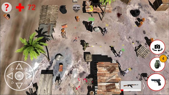 Shooting Zombies Free Game Hack Online (Android iOS) 5
