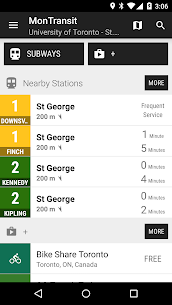 Toronto TTC Subway – MonTransit 1.2.1r1097 Mod APK Latest Version 1