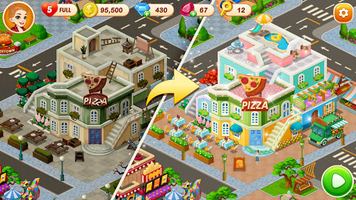 Crazy Diner: Crazy Chef's Kitchen Adventure android2mod screenshots 19
