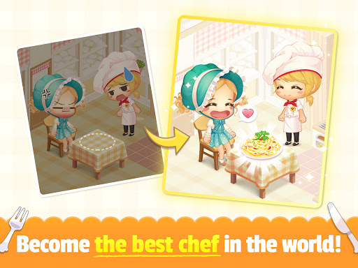My Secret Bistro - Play cooking game with friends 1.8.6 screenshots 12