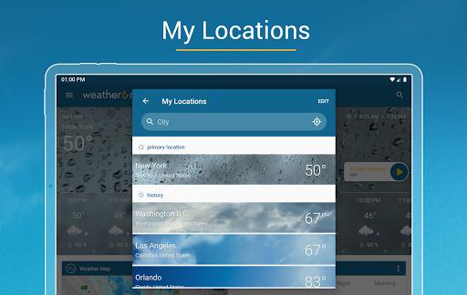 Weather & Radar USA - Storm alerts  Screenshots 16