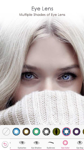 Face Beauty Makeup Camera-Selfie Photo Editor 8.2.0 Screenshots 5