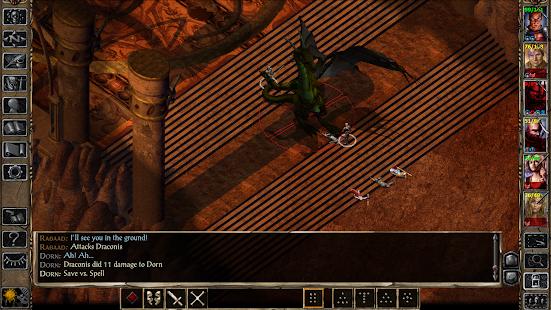 Baldur's Gate II - Screenshot 20