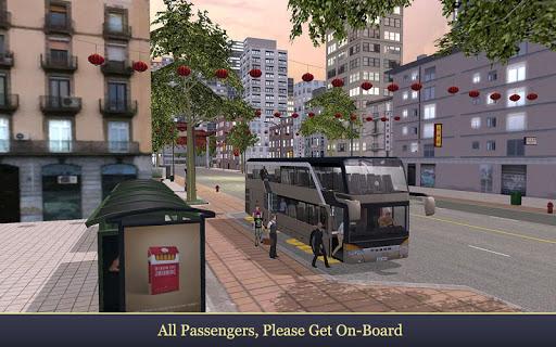 fantastic city bus parker sim screenshot 1