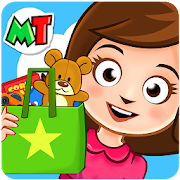 My Town: Stores - Doll house & Dress up Girls Game