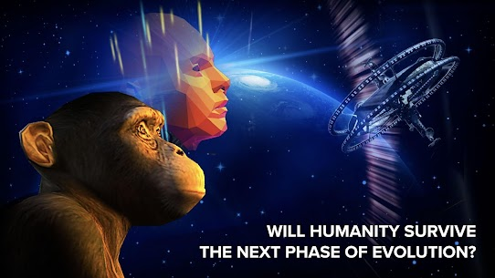 Cell to Singularity – Evolution Never Ends 8