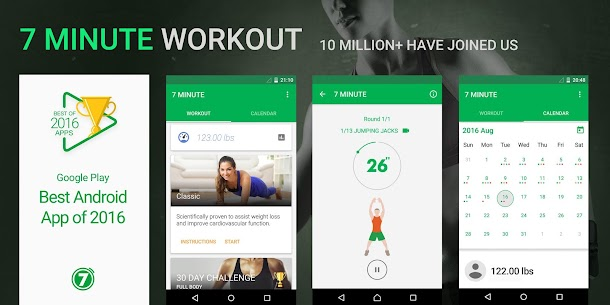 7-minute workout MOD Apk [ FREE LATEST VERSION ] 1