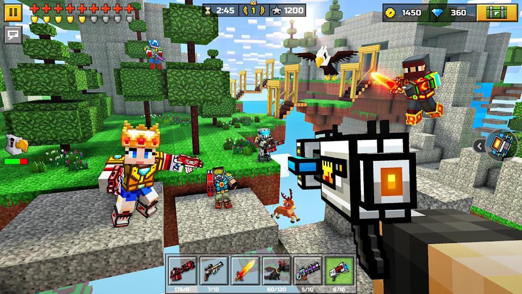 Pixel Gun 3D: FPS Shooter & Battle Royale  poster 1