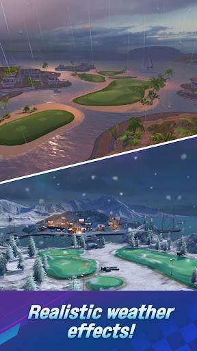 Golf Impact - World Tour