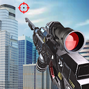 City Sniper Shooter Mission: Sniper games offline