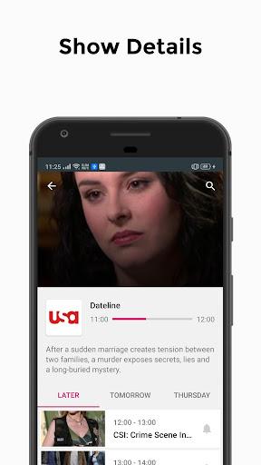 Foto do USA TV Guide - USA TV listings