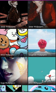 Cute BTS Wallpapers : B T S World photos For Girls