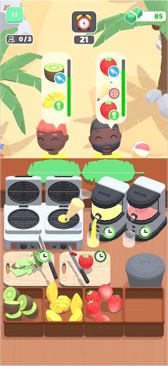 My Foodtruck 3D screen 1