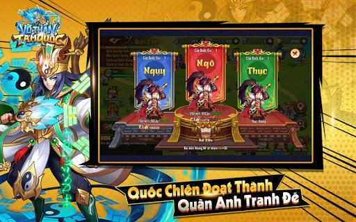 Vu00f5 Thu1ea7n Tam Quu1ed1c - Vo Than Tam Quoc 1.0.9 Screenshots 9