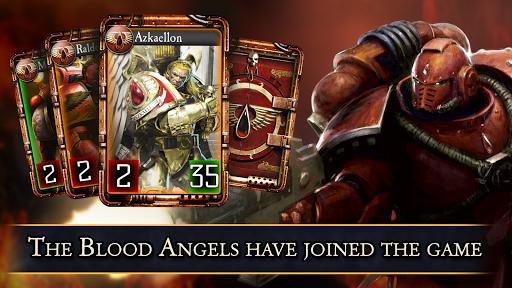 The Horus Heresy: Legions u2013 TCG card battle game 1.8.6 screenshots 2
