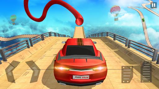 Mega Ramp Stunts u2013 New Car Racing Games 2021 screenshots 2