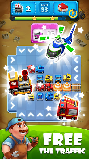 Traffic Jam Cars Puzzle android2mod screenshots 2