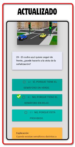 AutoescuelaFacil permiso B DGT For PC Windows (7, 8, 10, 10X) & Mac Computer Image Number- 10