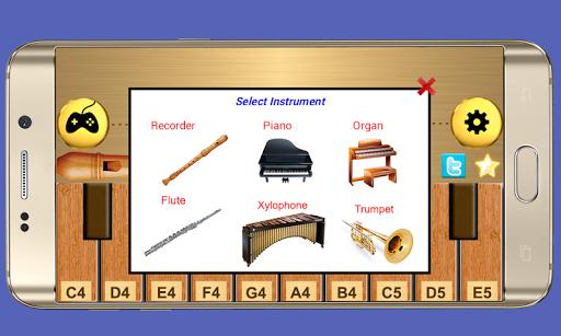 Real Flute & Recorder - Magic Tiles Music Games 1.3 com.mobobi.realfluterecorder apkmod.id 2