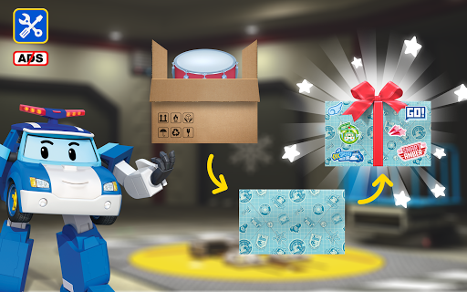 Robocar Poli: Mailman! Good Games for Kids!  screenshots 8