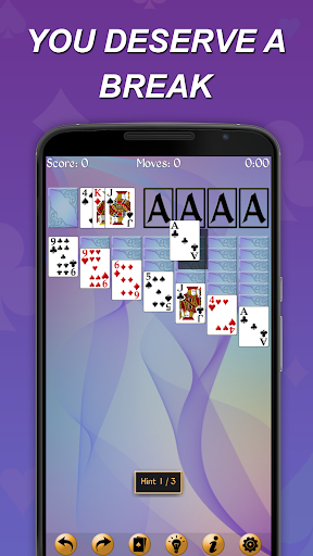 Solitaire MegaPack Varies with device screenshots 1