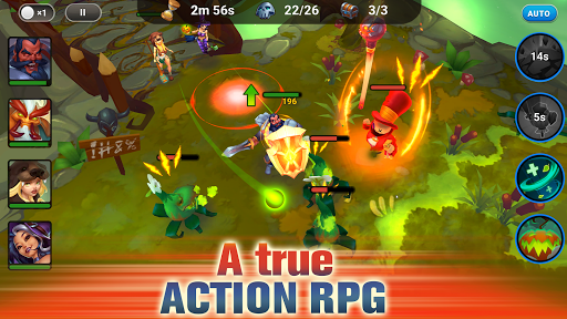 Summon Age: Heroes Idle RPG (5v5 Arena, AFK Game) 0.31.0 screenshots 1