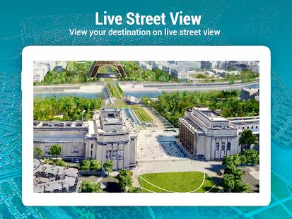Street View - Panorama 3D Live camera Speedometer 1.0.66 Screenshots 1