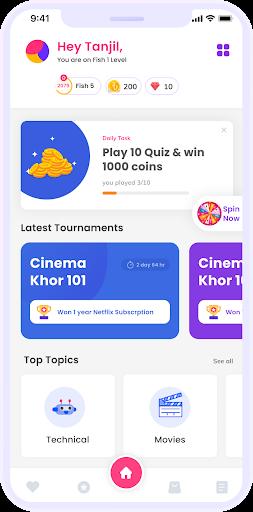QuizGiri - Play.Learn.Win 2.21.20200112 screenshots 1