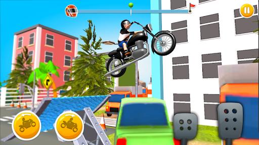 Cartoon Cycle Racing Game 3D screenshots 6