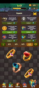 Merge Hero Tales – Idle AFK RPG Mod Apk 1.0 (High DMG + Lots of Gold) 5