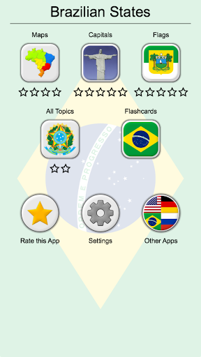 Brazilian States - Quiz about Flags and Capitals For PC Windows (7, 8, 10, 10X) & Mac Computer Image Number- 7