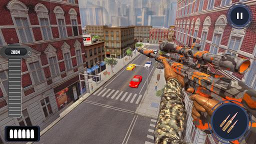 New Sniper 3D 2021: New sniper shooting games 2021 1.0.2 screenshots 8
