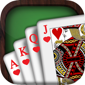 Hearts Card Game 2.17.0 by Fuzzy Mobile Games logo