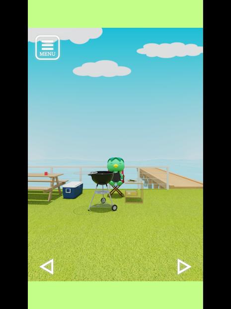 脱出ゲームグランピング screenshot 10