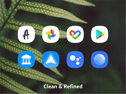 Meeyo icon pack - Flat Style MeeGo Squircle Icons Screenshot