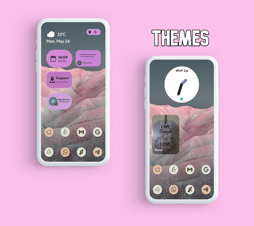 Android 12 Widgets KWGT  poster 2