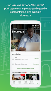 Intesa Sanpaolo Mobile Screenshot