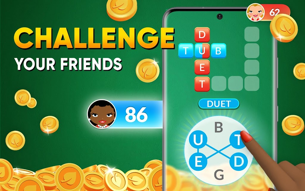 Word Life - Connect crosswords puzzle poster 8