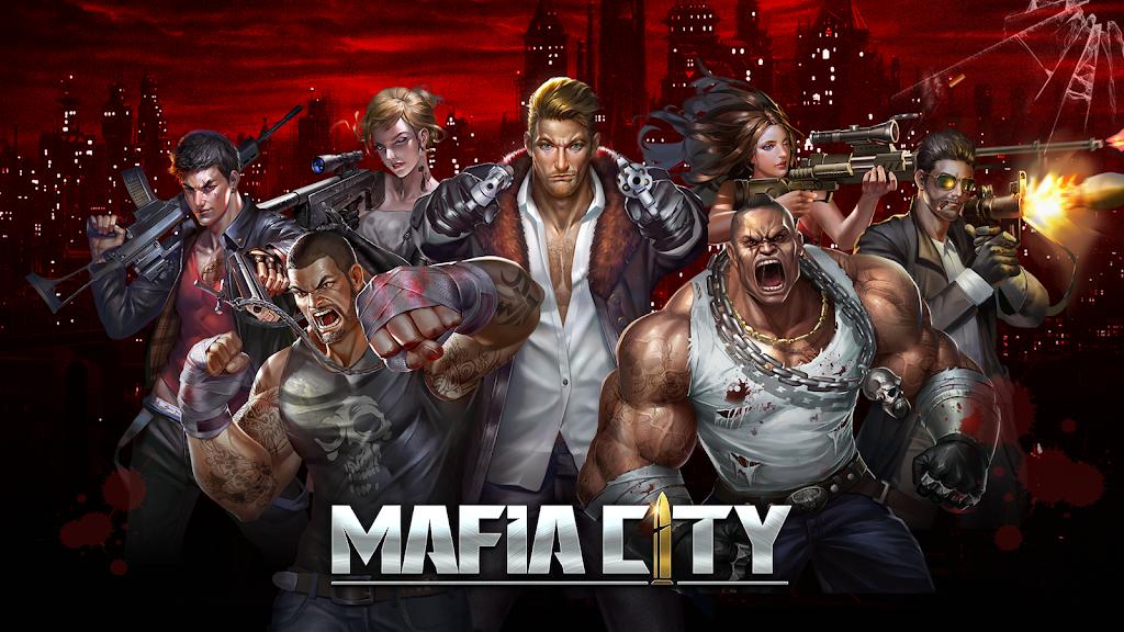 Mafia City poster 0