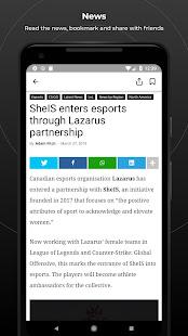 Cyber Sport News