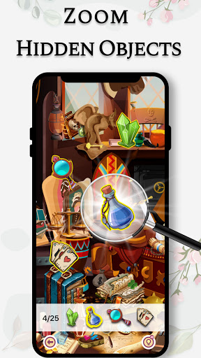 Bright Hidden Objects  screenshots 1