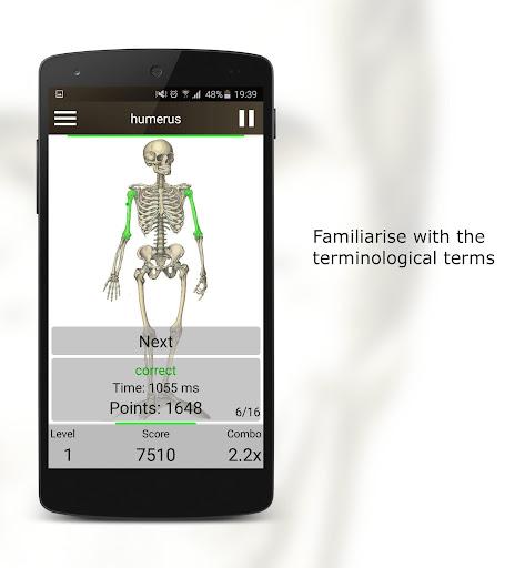Anatomy Quiz  Screenshots 1