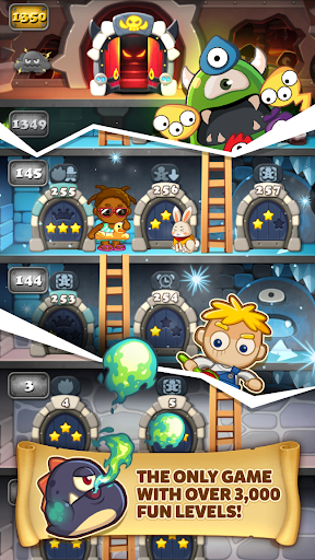MonsterBusters: Match 3 Puzzle 1.3.87 screenshots 3