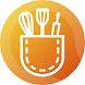 KitchenPocket 人・レシピ・キッチン家電をつなげる くらしアップデートサービス! - Androidアプリ