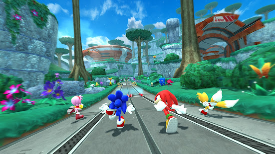 Sonic Forces - Running Battle