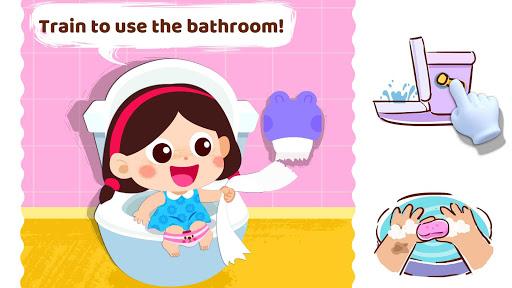 Baby Panda Care: Daily Habits 8.47.00.00 Screenshots 4