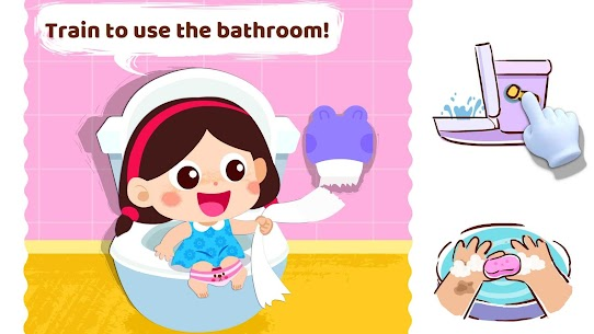 Baby Panda Care  Daily Habits Apk 4